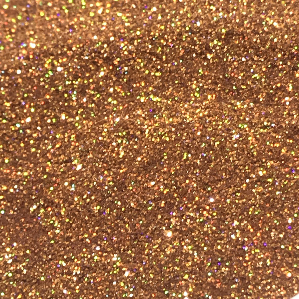 Dark Bronze Holographic Earth Friendly Glitter - Fizz Fairy & Krazycolours Inc.