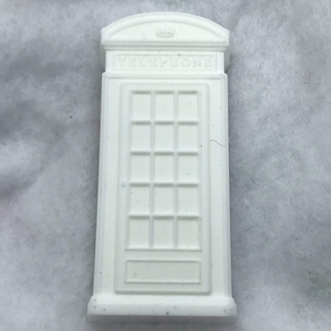 Phone Booth Plastic Hand Mold
