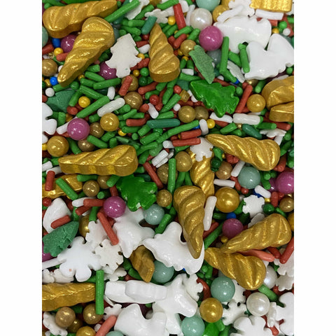 Unicorn Christmas Blend Candy Sprinkles