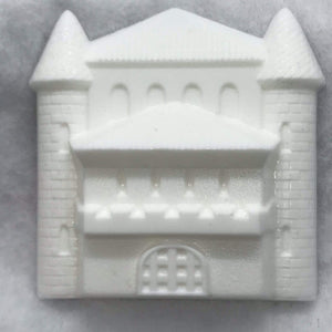Castle Plastic Hand Mold