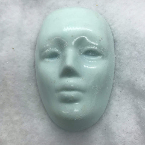 Face Plastic Hand Mold