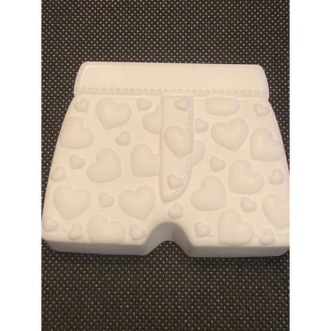 Boxers Plastic Hand Mold