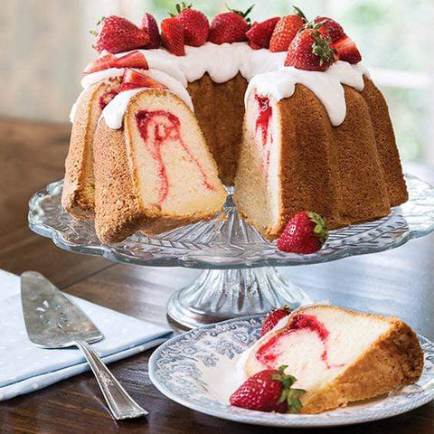 Strawberry Pound Cake BBW Premium Fragrance Oil