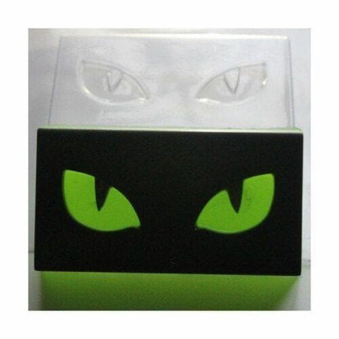 Cat Eyes - Plastic Hand Mold