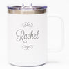 Ornamental Border *CUSTOMIZED* - Coffee Mug