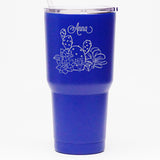 Succulent Garden *CUSTOMIZED* - 30 oz Tumbler