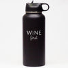 Wine First - Sports Bottle