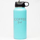 Coffee First - Sports Bottle