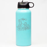 Succulent Garden *CUSTOMIZED* - Sports Bottle