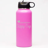 Grandma's Sippy Cup - Sports Bottle