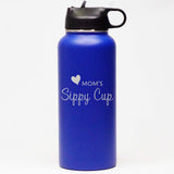 Mom's Sippy Cup - Sports Bottle