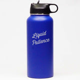 Liquid Patience - Sports Bottle