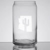 AZ Saguaro Glass Can