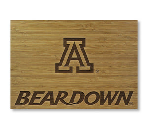 Bear Down Cutting Board