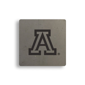 U of A Concrete Coaster
