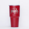 Can't People Today - 30oz Tumbler