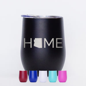 HOME - 12oz Wine Tumbler