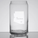 Hometown Glass Can