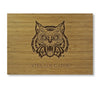 U of A Muerto Cat Cutting Board