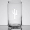 Saguaro Glass Can