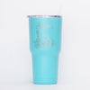 Succulents Personalized - 30oz Tumbler