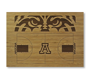 Arizona Basketball Cutting Board