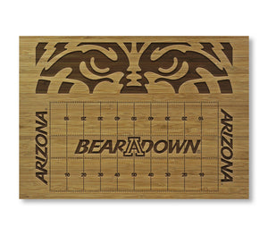 Arizona Football Cutting Board