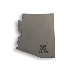 U of A Tucson Concrete Coasters