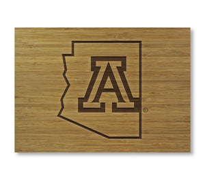 U of A State Cutting Board