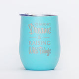 Wild Things - 12oz Wine Tumbler