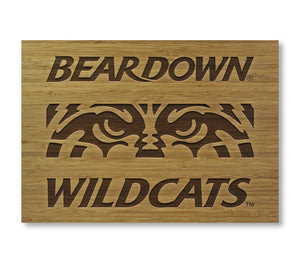 Wildcat Eyes Cutting Board