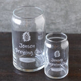 Home Brewing Co Glass Can
