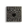 Coffee Concrete Coasters