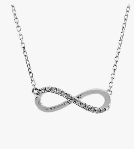 Diamond necklace. LWN01