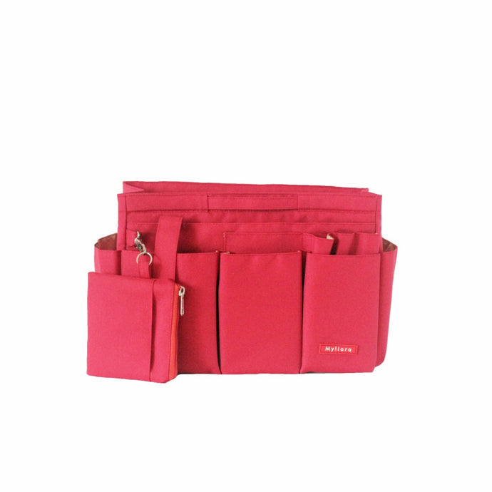 Set of 2 - Luxury Bag Organiser with ZIP | MYLIORA.COM
