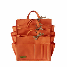 Orange Bag Organiser - Waterproof & Sturdy - Myliora.com