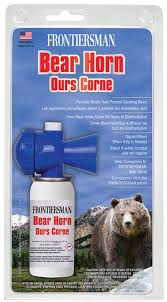 Frontiersman Bear & Sports Horn