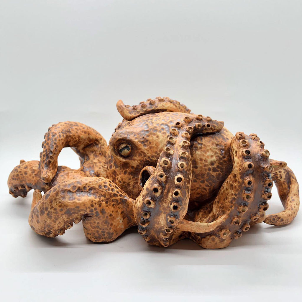 Octopus sculpture #2