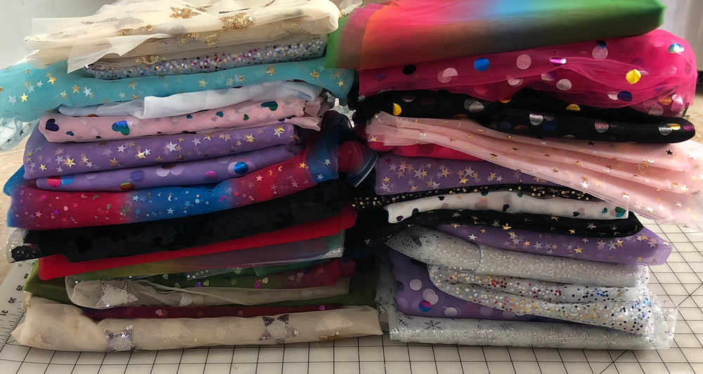 Mystery Packs - Fancy Pants Fabrics