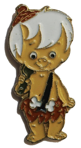 Bamm Bamm Rubble Vintage Pin II