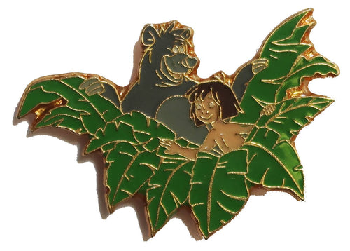 Jungle Book Vintage Pin