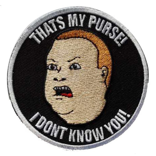That's My Purse patch