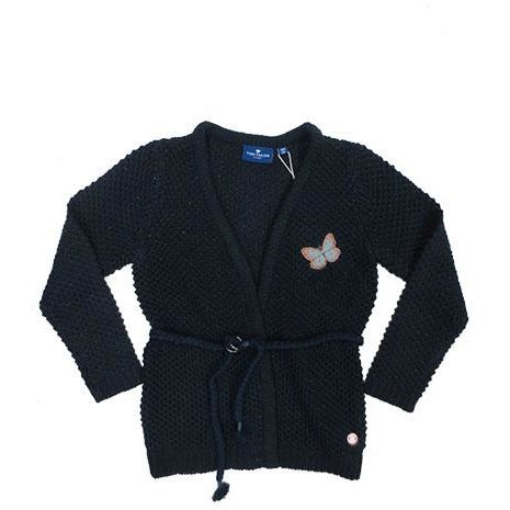 Knit Cardigan Mini Girls - Petit Atelier Enfant