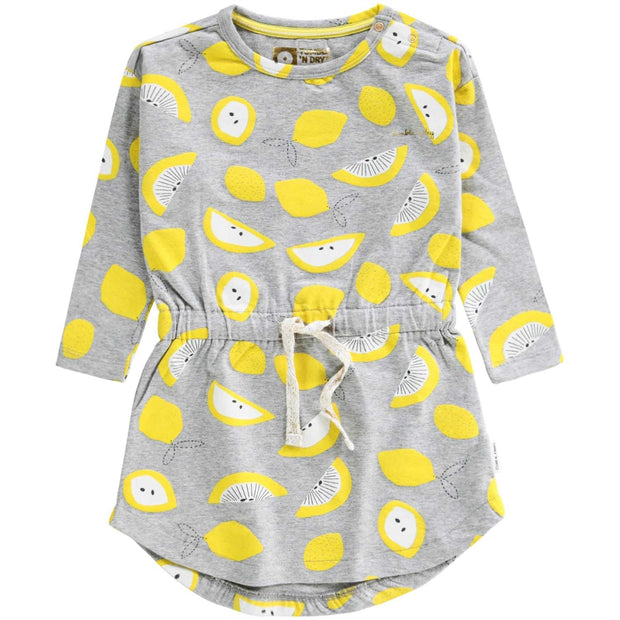 Elvis Lemon Dress