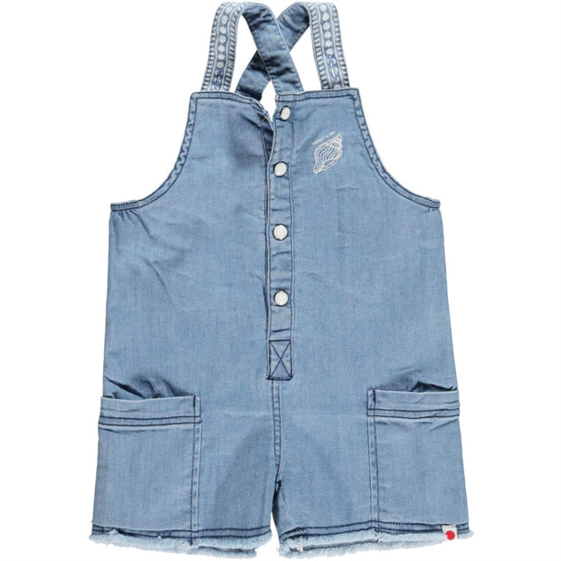 Evans Denim Jumpsuit