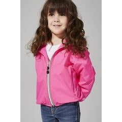 O8 Lifestyle Packable Rain Jacket - Petit Atelier Enfant