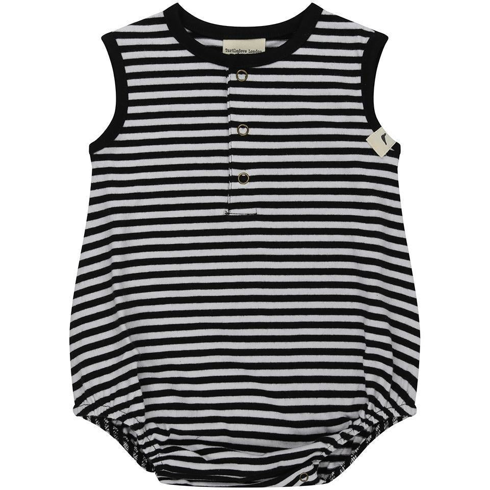 Bubble Romper Humbug Strip - Petit Atelier Enfant