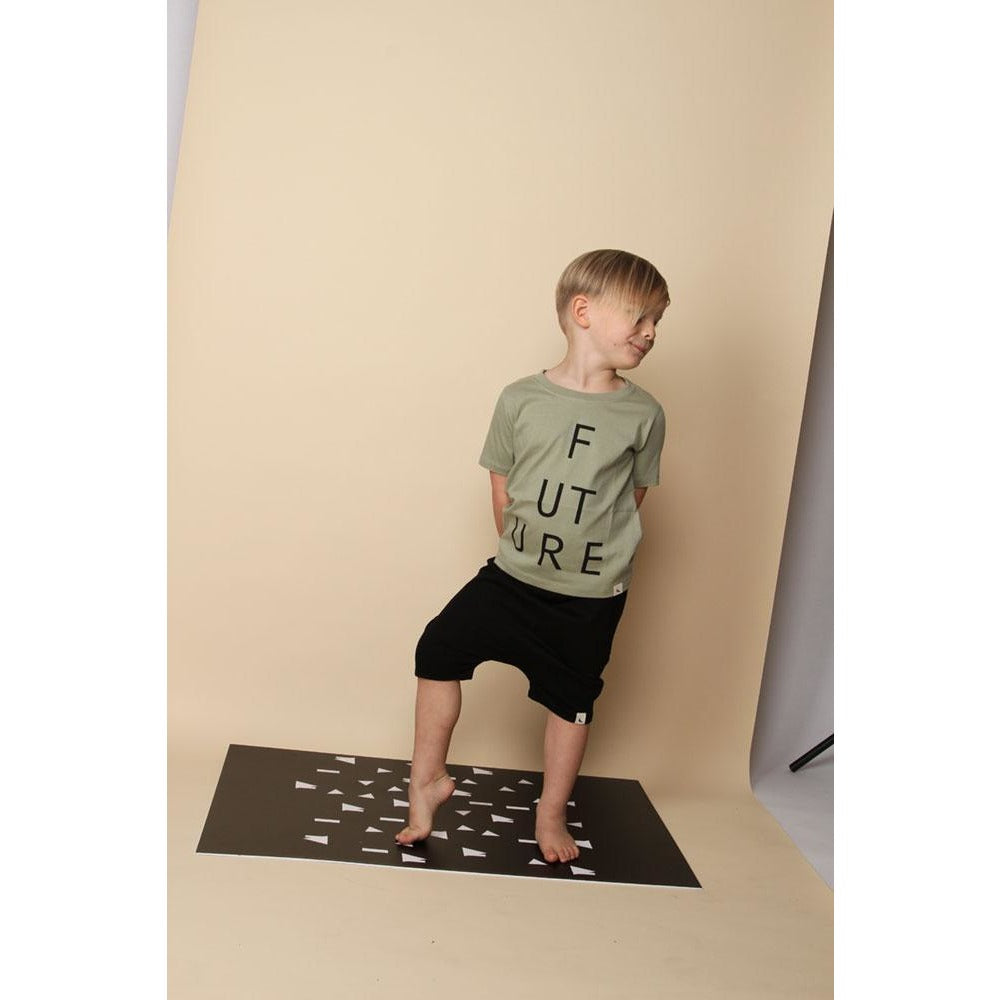 Drop Crotch Shorts - Petit Atelier Enfant