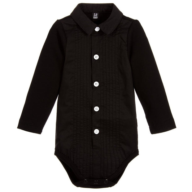 The Tiny Tuxedo - Onesie - Petit Atelier Enfant