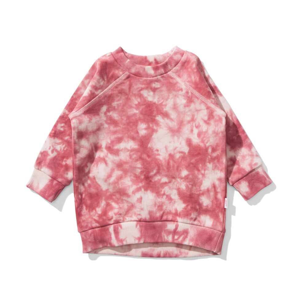 Blushing Fleece Crew - Petit Atelier Enfant